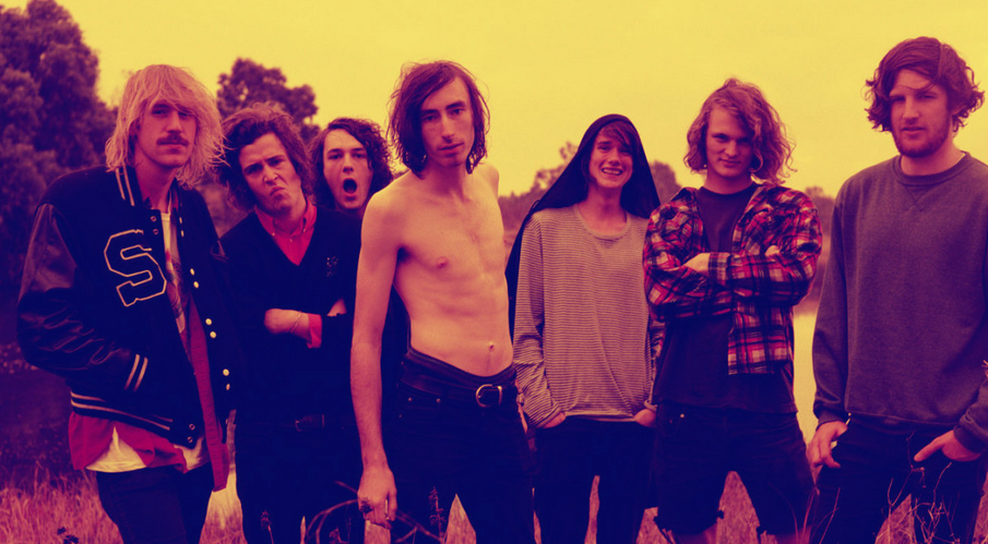King Gizzard & The Lizard Wizard have scored triple j's feature album next week