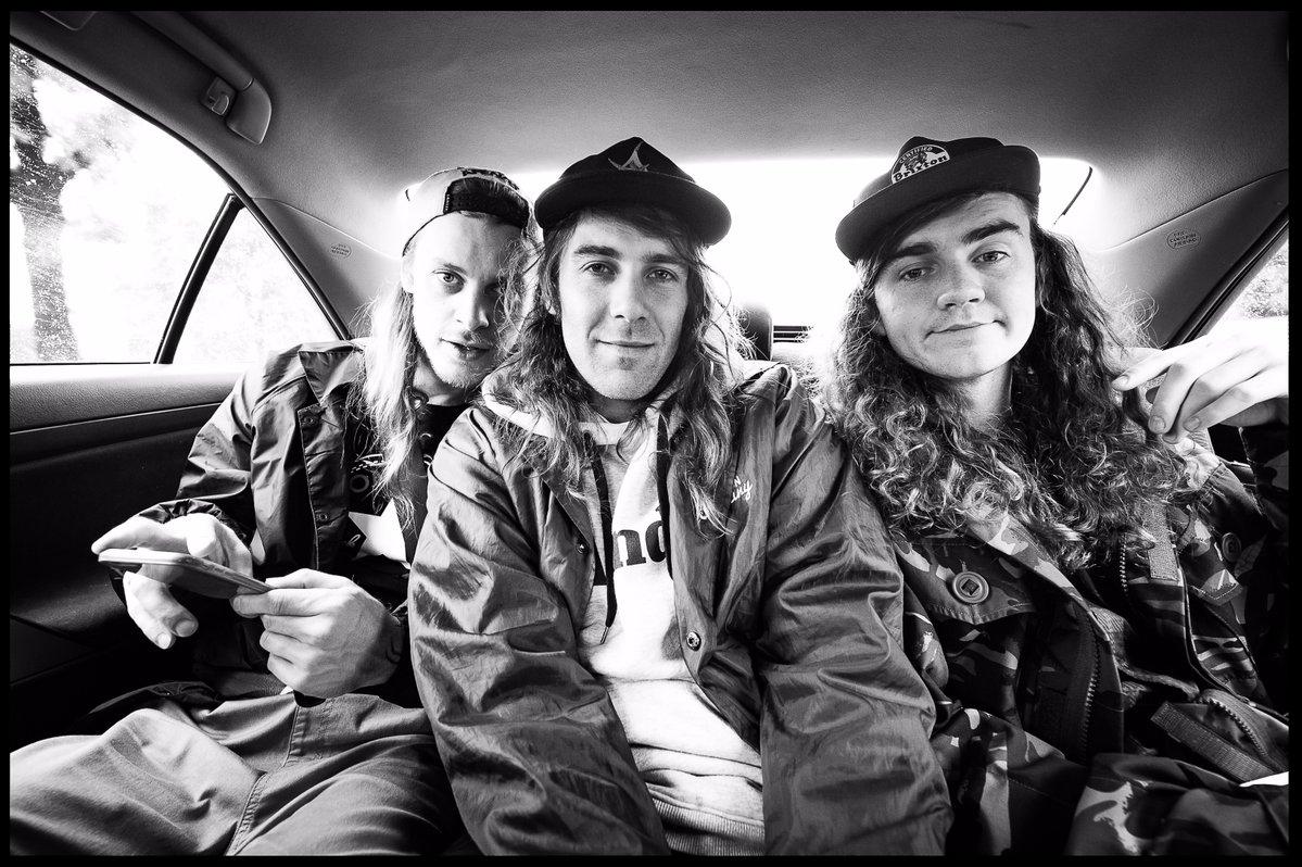 Dune Rats Have Scored triple j's Feature Album Spot Next Week