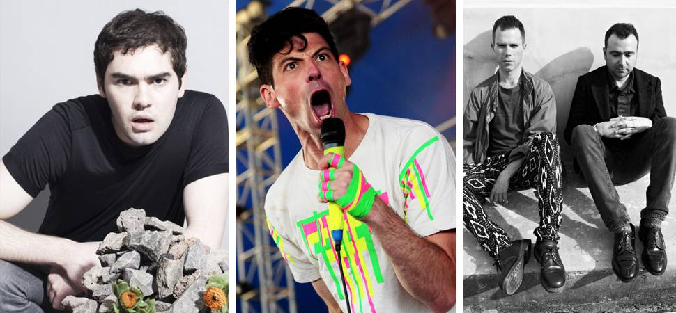 Check out triple j's most-played songs of the last decade