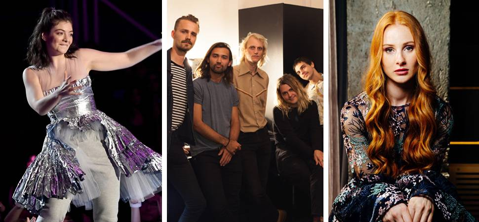 Meet the top 20 most-played acts on triple j this week