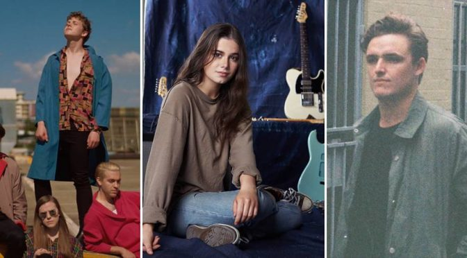 Check out triple j's 5 most-played unsigned acts this week