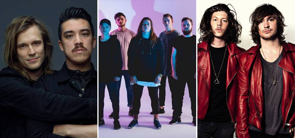Check out the 20 most-played acts on triple j this week