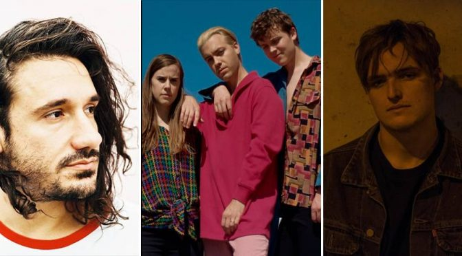 Check out the top 5 most-played unsigned acts on triple j at the moment