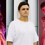 Samsaruh, WIllaris K, and Cub Sport, three of triple j's most-played unsigned acts this week.