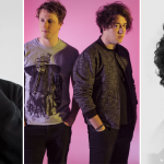 Vince Staples, The Wombats, and Vance Joy, three of the most-played acts on triple j this week.
