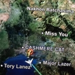 Cashmere Cat, Major Lazer & Tory Lanez - Miss You