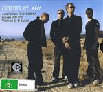Coldplay - X&Y (Australian Tour Edition CD/DVD)