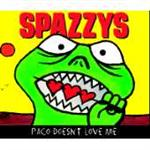 The Spazzys - Paco Doesn't Love Me
