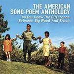 Various Artists - The American Song-Poem Anthology
